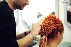 Дипломні роботи перукарів і візажистів  4353 4416 4419