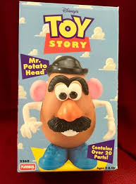 mr potato head toy story toy.  Story 1995 Original Disneyu0027s Toy Story Mr Potato Head Playskool 2260 Ages 2 NIB And Mr Y