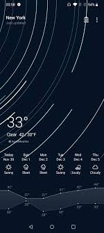 Remove Animations In Weather Widget Add Sunrise Sunset