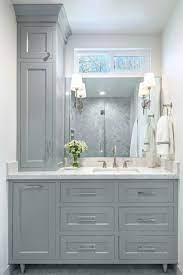 5 stylish single sink bathroom vanity areas