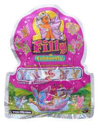 Filly <b>Dracco Фигурка</b> Бабочки с блестками — купить в интернет ...