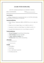 Free Printable Resume Templates Blank Free Printable Resume ...