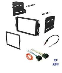 amazon com asc car stereo dash kit, wire harness, and antenna JVC Stereo Wiring Harness at 2012 Silverado Stereo Wiring Harness Available Nearby