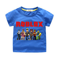 How To Design Clothes In Roblox Children 3d Game Roblox Print T Shirt Clothing For Kids Cartoon Design Tee Tops Clothes Boy Girls Summer Short Tshirts Wj027