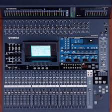 yamaha mixer. image for 02r6vcm 24 channel digital mixer from samash yamaha