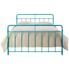 Wrought Iron - King - Bed Frame Mounted - Beds & Headboards ...