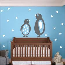cute penguin wall decals zoom