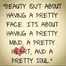 Beauty Is Not On The Outside Quotes Best Of Pic Real Beauty Quotes Beauty Soul Conny G Flickr