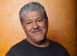 We went to interview Luis Rodriguez simply because his writing was referenced by so many of the incarcerated writers we met and interviewed. - Luis-Rodriguez
