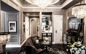 the fitzgerald suite in new york plaza hotel redesigned by interior set designer catherine martin using