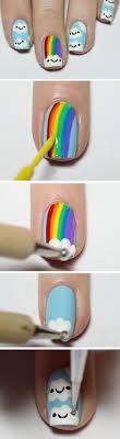 19 Easy St Patricks Day Nail Designs | Easy nail art, Kawaii and ...