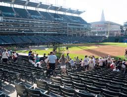 Progressive Field Section 136 Seat Views Seatgeek