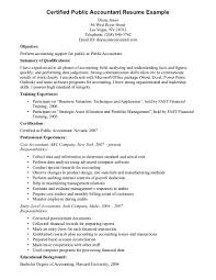 Examples Of Certifications On Resume Profesional Resume Template