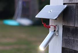 Elegant Solar Lights Voltaic