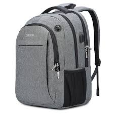 <b>OSOCE</b> Backpack <b>Bag 15.6 Inch</b> Laptop with USB Charging Port ...