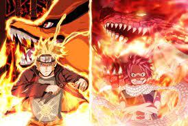 Anime Crossover Deku And Naruto Wallpaper - Novocom.top