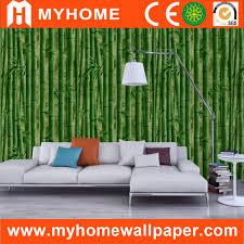 Interieur Decoratieve Bamboe 3d Behang Voor Restaurant Buy 3d