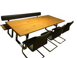 Esstisch Mit Stühlen Und Bank Möbel Stocker