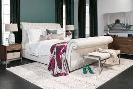 ... preloadKensington II Eastern King Upholstered Sleigh Bed - Room