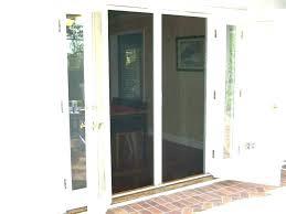 magnetic screen door home depot french door magnetic screen magnetic screen door for sliding glass door
