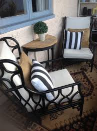 painting bamboo furniture. Even Cheap Bamboo Furniture Can Be Transformed With Black Spray Paint Painted For Painting
