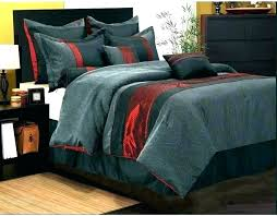 black and white cal king comforter set home improvement drop dead gorgeous r sets