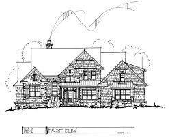 check out the front elevation for house plan 1482