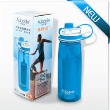 portable water filter bottle. Factory Directly Provide Portable Water Filter Bottle/outdoor Filter/filtered Plastic Bottle O