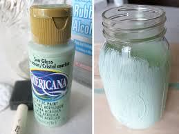 How To Decorate Mason Jars How To Paint Mason Jars Making Manzanita 7