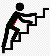 up stairs clipart.  Clipart Stairs Stair Climbing Clip Art  Running Up Clipart For A