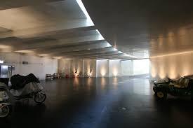 huge underground parking