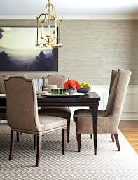 nailhead dining chairs dining room. Exotic Upholstered Nailhead Dining Chair Vanguard Chairs Room Traditional With Detail L