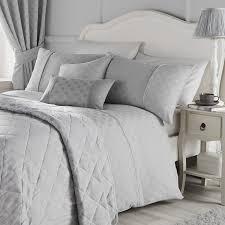 nouveau fan silver duvet covers and