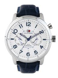 buy tommy hilfiger men white dial multifunction watch th1791085j buy tommy hilfiger men white dial multifunction watch th1791085j watches for men myntra