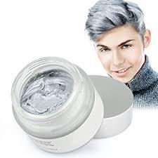 Pomade Hairstyles 37 Wonderful Amazon Mofajang Hair Wax Dye Styling Cream Mud Natural
