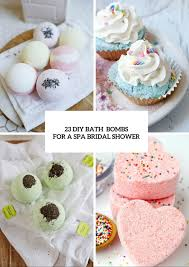 23 diy bath s for a s only spa bridal shower