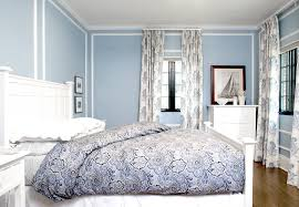 blue bedroom decor for curtains room and brown wall walls best rooms decorating fascinating ideas
