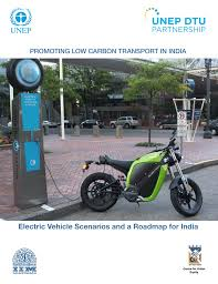 pdf electric vehicle scenarios and a roadmap for india