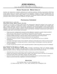Resume Objective For Business Operations Analyst Resume Example ...