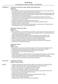 Home Health Rn Resume Sample Awesome Templates Er Objective Bsn