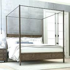 wooden canopy bed frame – uscnaitheater.me