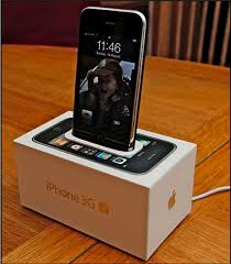 diy iphone box dock