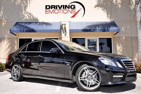 Vorsteiner has unveiled a new styling package for the mercedes e63 amg. 2010 Mercedes Benz E63 Amg Weistec Supercharged 63 Weistec Stock 5675 For Sale Near Lake Park Fl Fl Mercedes Benz Dealer