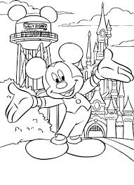 Coloriage Imprimer Disney Land Coloriage Imprimer