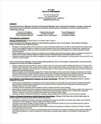 Product Manager Resume Pdf 10 Product Manager Resume Templates Pdf Doc Free Premium