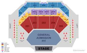 Choctaw Concert Seating Chart Tickets Blake Shelton Durant Ok At Ticketmaster