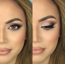 10 hottest eye makeup looks makeup trends natural brown eyeshadow blend