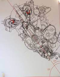 technical drawings for the win art of the machine ducati engine schematic