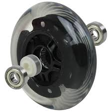 Razor Scooter Light Up Wheels Replacement Replacement Wheels L E D Scooter Wheels With Abec 9 Bearings