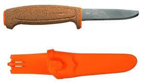 <b>Нож MORAKNIV Floating</b> serrated (122930) с чехлом — купить по ...